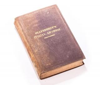 63 - Ollendorff's Italian Grammar