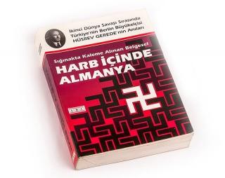 11 - Sığınakta kaleme alınan belgesel - Harb İçinde Almanya
