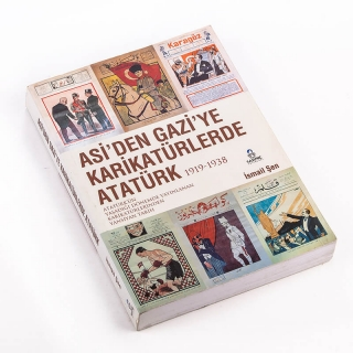 36. Asi'den Gazi'ye Karikatürlerde Atatürk
