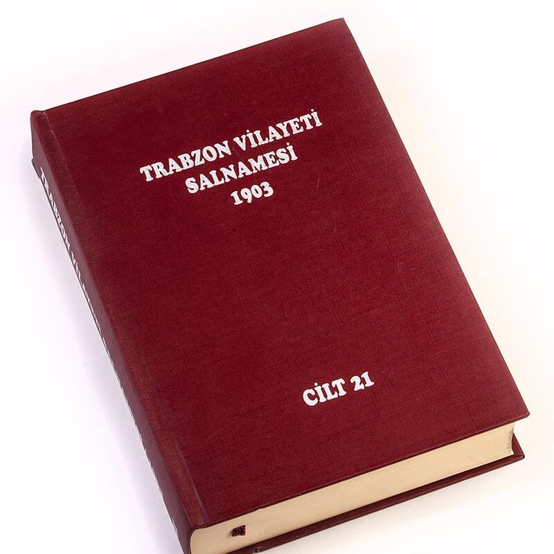 69. Trabzon Vilayeti Salnamesi