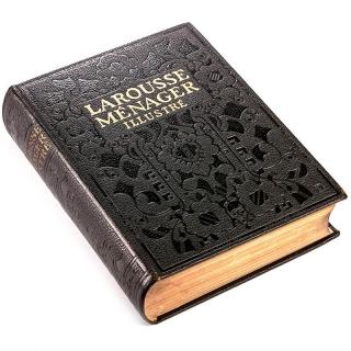 065. Larousse Menager Illustre