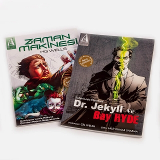 042. Zaman Makinesi + Dr. Jeykıl ve Bay Hyde