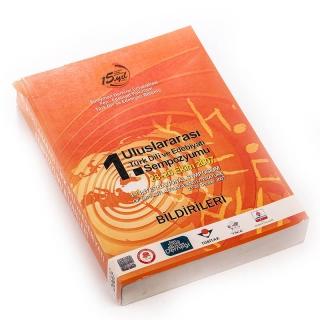 070. 1. Uluslararası Türk Dili ve Edebiyatı Sempozyumu