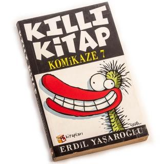 5. Kıllı kitap Komikaze 7