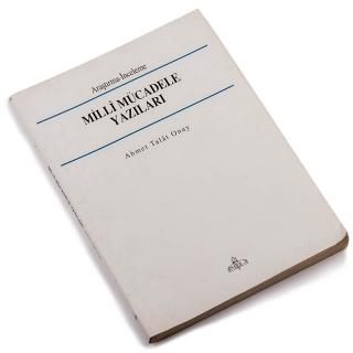 48. Milli Mücadele Yazıları