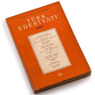 54. Türk Edebiyatı 1965