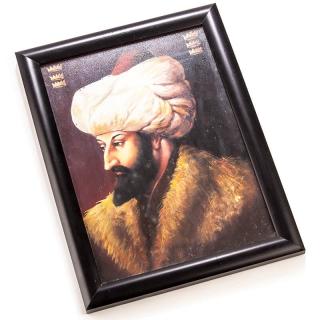 4. Fatih Sultan Mehmed - Guvaş Tablo