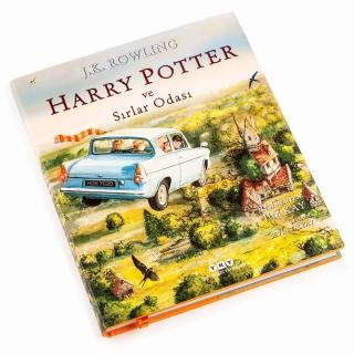 9. Harry Potter ve Sırlar Odası