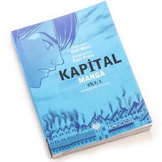 26. Kapital manga cilt 1