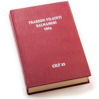 67. Trabzon Vilayeti Salnamesi 1904
