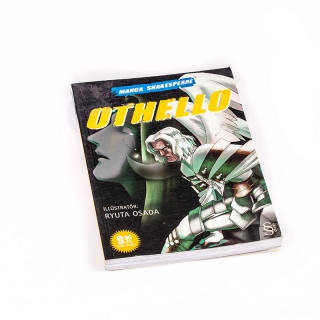 28. Manga Shakespeare - Othello
