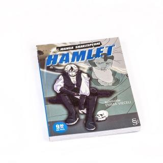25. Manga Shakespeare - Hamlet