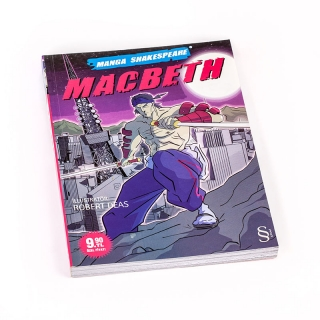 27. Manga Shakespeare - Macbeth