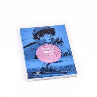 36. Yengeç Gemisi - Manga