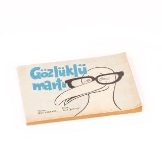 49. Gözlüklü Martı