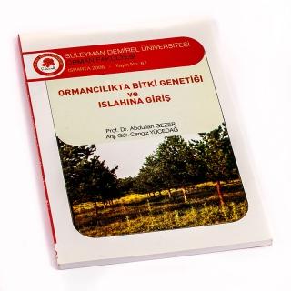 104. Ormancılıkta Bitki Genetiği ve Islahına Giriş