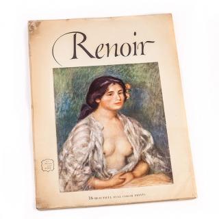 29.Renoir - 16 Beautiful Full Color Prints