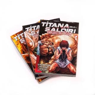 38.Titana Saldırı: Çöküşten Önce